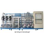 Thiết bị xử lý nước công nghiệp &