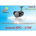 Camera avtech AVC173P, Camera giám sát