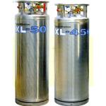 Bồn chứa khí hóa lỏng, Bình Ni tơ Lỏng  XL-45,  XL 45-HP