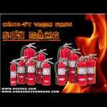 Bình chữa cháy bột BC, ABC, khí CO2
