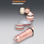 Linh kiện mỏ cắt PLASMA HPR 130/260XD