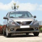 Nissan Sunny xe 5 chỗ tiện nghi cho