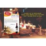 Chuyên in menu – drink list – order và các ấn phẩm khác phục vụ nhà  hàng  - khách sạn
