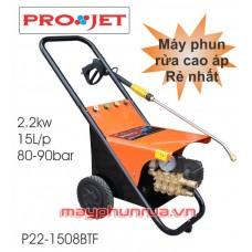 Máy phun rửa cao áp 2.2kw Projet P22-1508BTF