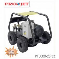 Máy phun xịt rửa xe tải siêu cao áp Projet P15000-23.33