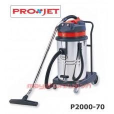 Máy hút bụi khô ướt Projet P2000-70