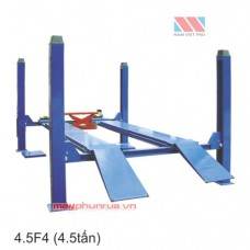Cầu nâng ô tô 4 trụ 4.5 tấn