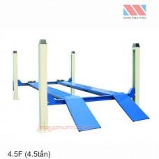 Cầu nâng ô tô 4 trụ 4.5 tấn - GC-4.5F