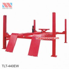 Cầu nâng ô tô 4 trụ chuyên dụng để cân chỉnh góc đặt bánh xe - TLT-440EW