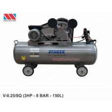 Máy nén khí Starex 3HP V-0.25/8/Q