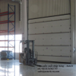Cửa xuất nhập hàng (Industrial Section Doors, Over head doors)