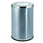 thùng rác gạt tàn thùng rác inox thùng rác trang trí