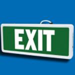 Đèn exit  Paragon, đèn Sự cố
