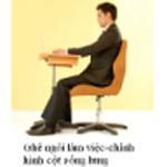 Ghế, gối chỉnh hình cột sống