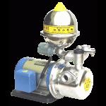 Bơm phun tăng áp vỏ nhôm đầu Inox NTP LJA225-1.37 26T