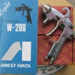 Súng phun sơn Anest Iwata W200-122P