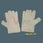 găng tay vải giá siêu rẻ