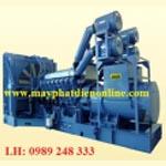 Máy phát điện nhập khẩu Nguyễn Gia
