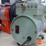 Máy bơm hơi mini xách tay MT-310 dùng điện 220v