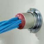 Chống cháy theo đường ống bằng hóa chất ngăn cháy STI