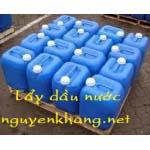 Tẩy dầu nước (tẩy dầu axit/ tẩy dầu