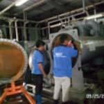 Dịch vụ tẩy rửa lò hơi, hệ thống