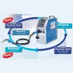 Máy hàn Mig/Mag/CO2 Digital Inverter DP270C OTC Daihen