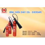 Bình chữa cháy Co2 5kg- ABC9kg Eversafe