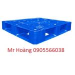 Bán pallet, pallet nhựa cũ giá rẻ Lh 0905566038