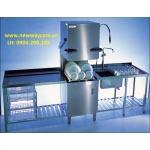 Máy rửa chén,máy rửa bát WinterHalter GS501