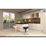 Tủ bếp KitchenID - căn bếp lý tưởng