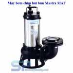 Máy bơm chìm hút bùn Mastra MAF-3700P 5HP