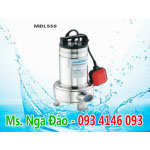 Bơm chìm nước thải Mastra MDL-550 có phao