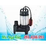 Bơm chìm nước thải Mastra MST-150 có phao