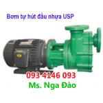 Bơn hóa chất NTP, Bơm tự hút đầu nhựa NTP USP250-12.2 20