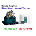 Bơm Hitachi, Bơm tự động tròn Hitachi WT-P200GX2-SPV-MGN