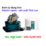 Bơm Hitachi, Bơm tự động tròn Hitachi WT-P250GX2-SPV-MGN