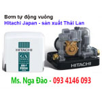 Bơm Hitachi, Bơm tự động vuông Hitachi WM-P300GX2-SPV-WH