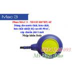 Phao điện,Phao chống cạn,phao báo mức nước,phao mực nước MAC 3 - NEOP. H07BN-4F