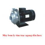 Máy bơm ly tâm trục ngang Inox 304 CNP MS100/1.10