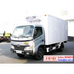 Xe tải Hino đông lạnh WU342L 2.2 Tấn