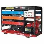 Máy bơm chữa cháy diesel - Hyundai D4BB - MB80