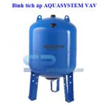 Bình tích áp Aquasystem VAV500-500L