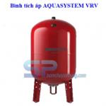 Bình tích áp Aquasystem VRV500-500L