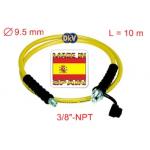 Ống dây thủy lực 700bar (4 mét)
