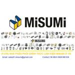 CHUYÊN CUNG CẤP LINH KIỆN KHUÔN MẪU MISUMI VIỆT NAM