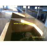 Composite frp lining tank
