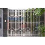 Gia công Cửa cổng Inox đẹp uy tín và giá rẻ