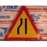 Biển báo tam giác 203c 70x70x70cm: đường hẹp