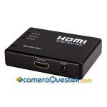 Bộ chuyển đổi tín hiệu 3 HDMI vào 1 HDMI ra